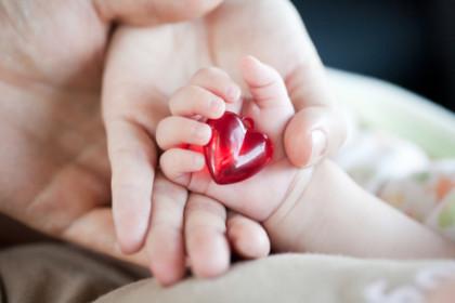 cardiopatia congênita bebe e coração