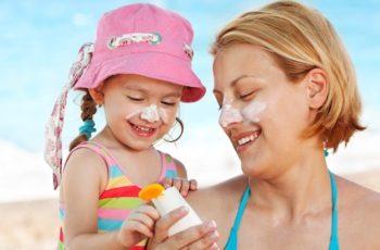 Proteção Solar na Infância: importância e cuidados