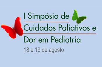 I Simpósio de Cuidados Paliativos e Dor em Pediatria – Programação